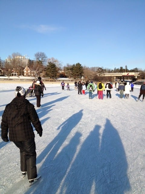 A Parent's Guide to Winterlude !