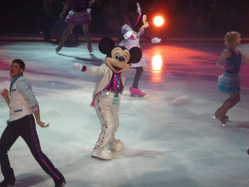 Disney On Ice: Rockin' Ever After - A Review