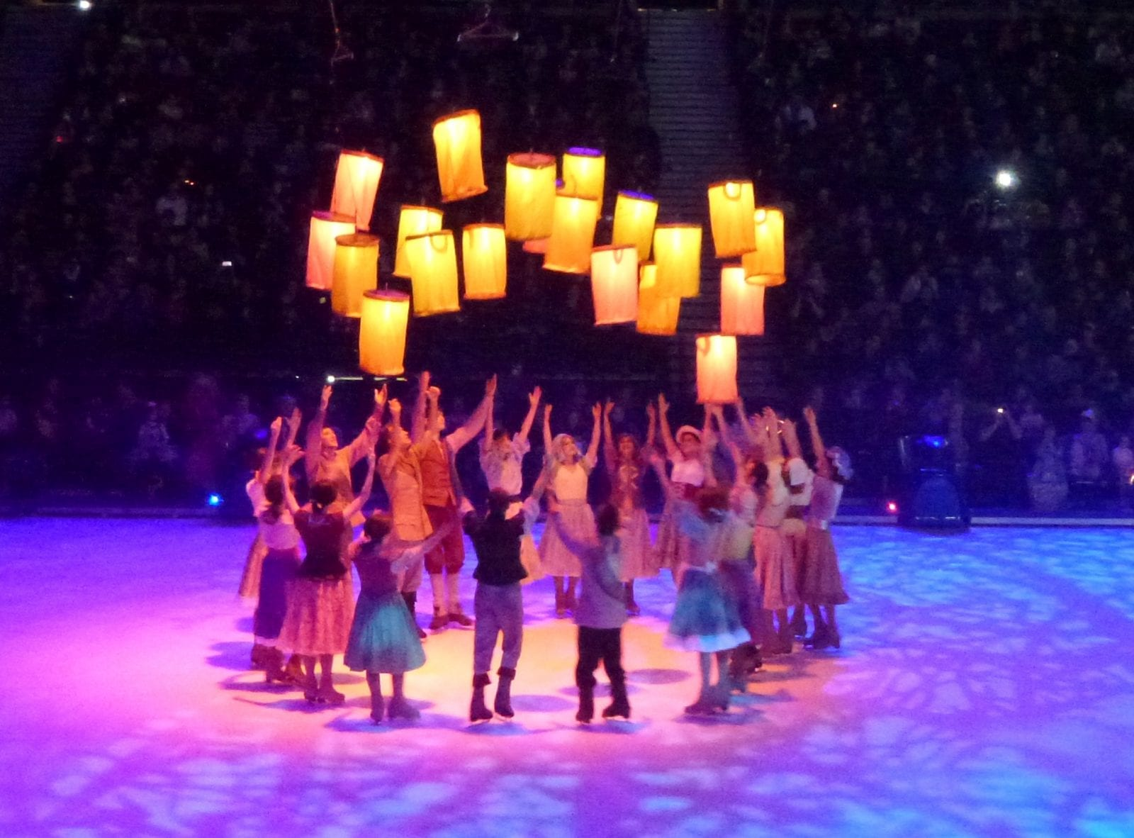 Disney On Ice: Rockin' Ever After – A Review