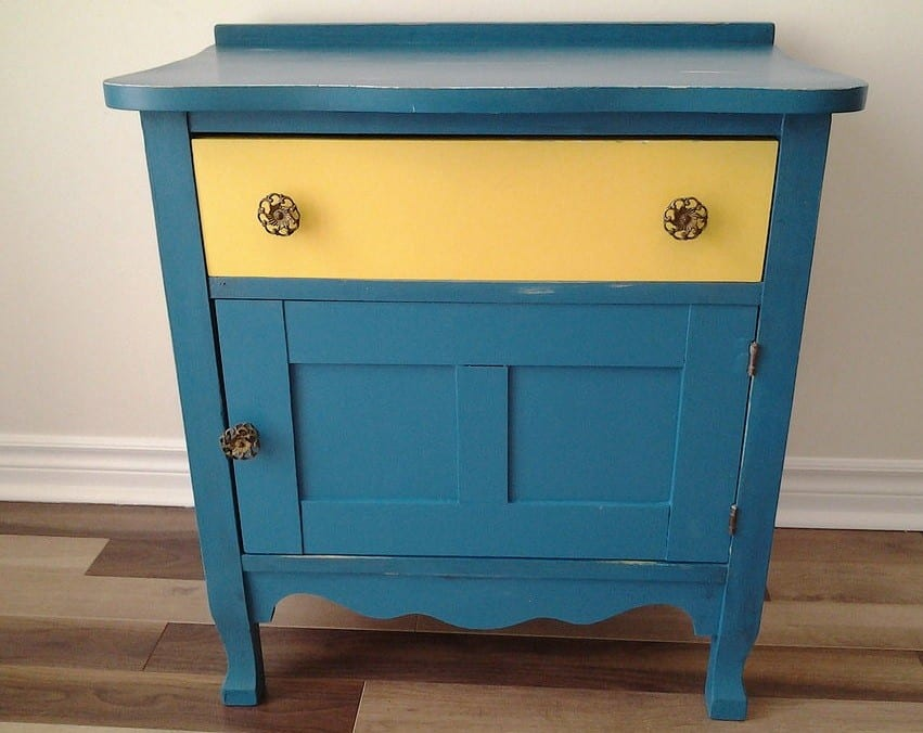 update your furniture for spring with these diy
