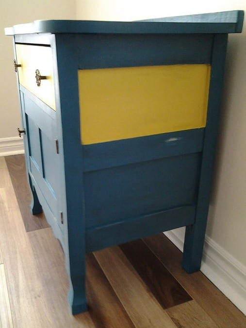 Update your furniture for spring with these diy for Where to throw away furniture