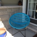 Vintage Inspired Solair Chair