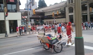 My Canada Day in the Capital