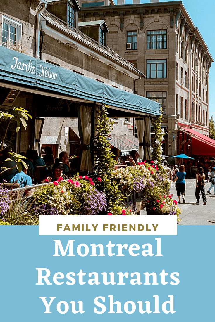 Family Friendly Montreal Restaurants You Should Try