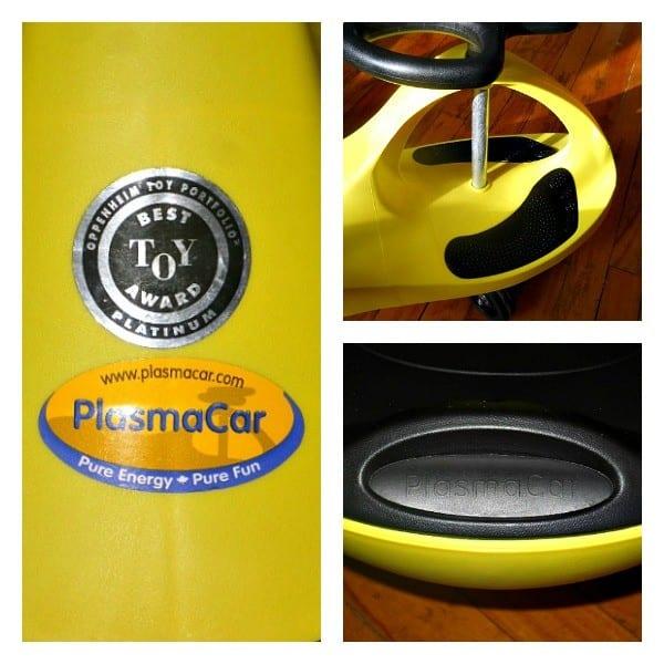 PlasmaCar Collage Parts 2