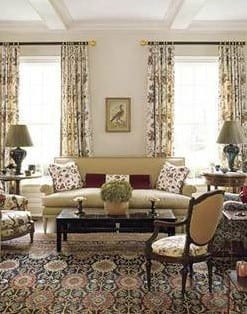 Interior Decorating Styles 101 Part 1- Traditional Decor
