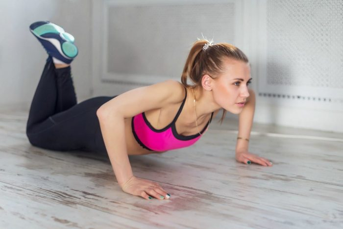 10 Minute Workout At Home