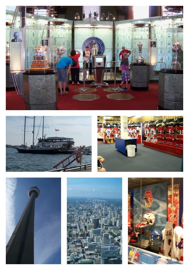 Family Trip to Toronto and Niagara Falls Review