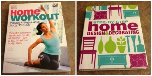 Improving your Home and Self with Books from DK Publishing Review and Giveaway ~ CAN 02/09
