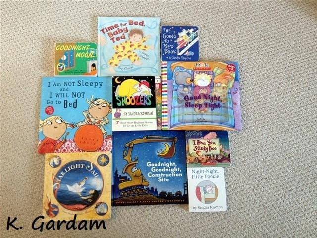 Bedtime Books for Kids