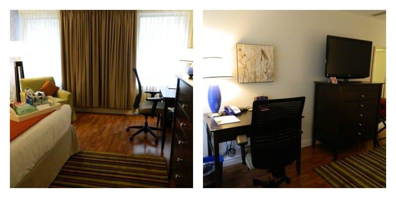 Hotel Indigo Ottawa- Guest room- Ottawa Mommy Club