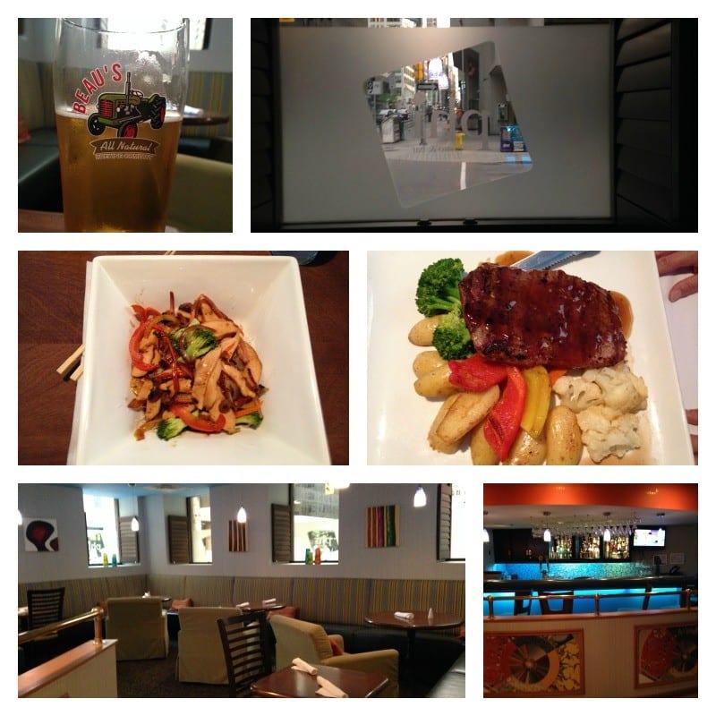Hotel Indigo Ottawa- Phi Bistro- Ottawa Mommy Club