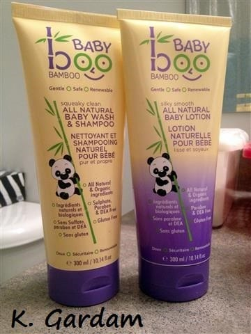 Boo Bamboo Skin Care And Hair Products For Mom And Baby