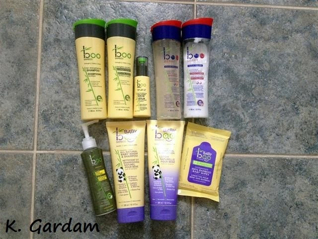 Boo Bamboo Skin Care and Hair Products for Mom and Baby – Review