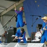 "The Imagination Movers ""Back in Blue"" – An Interview"
