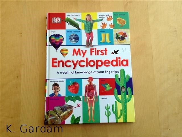Back to School Books with DK Canada Books - Reviews