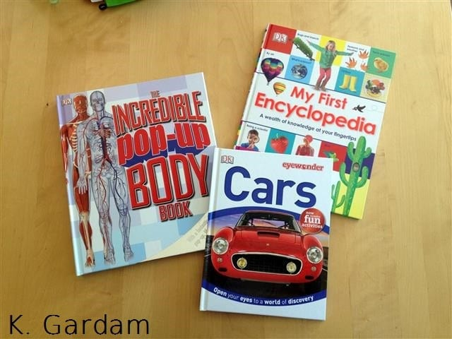 Back to School Books with DK Canada – Reviews