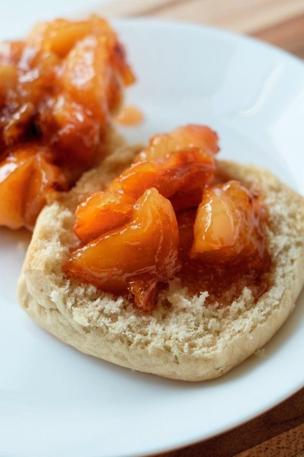 Super Easy Peach Preserve Recipe
