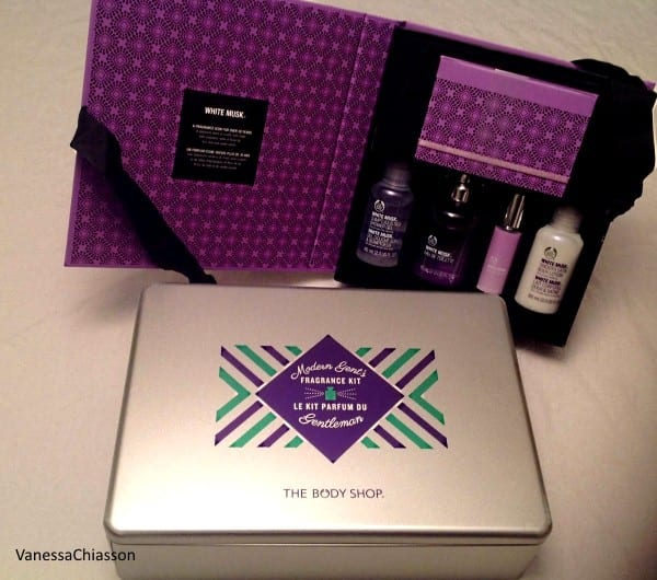 A Christmas Classic: The Body Shop's White Musk Gift Sets Review and Giveaway ~ CAN 12/31
