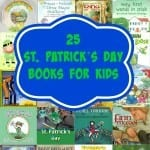 25 St. Patrick's Day Books for Kids