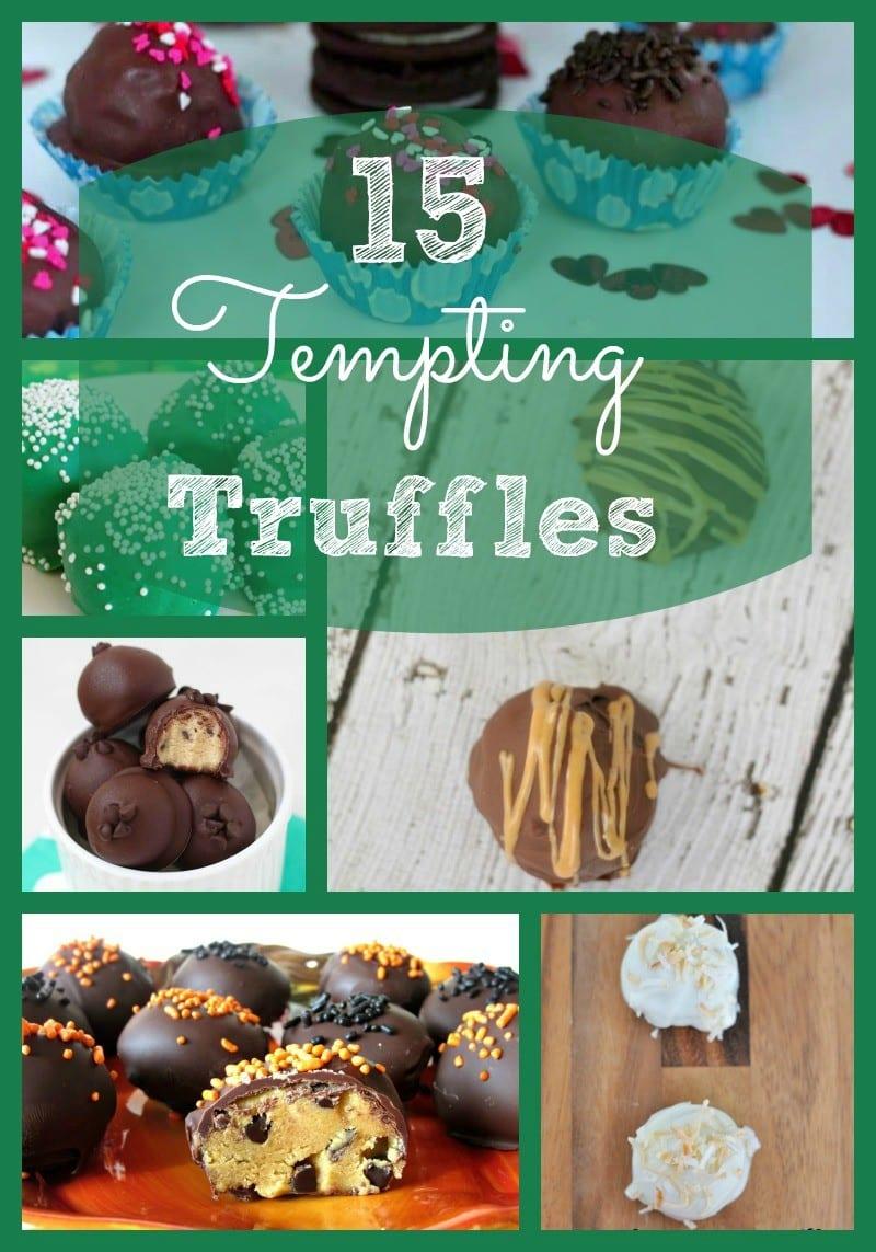 15 Tempting Truffles Recipes