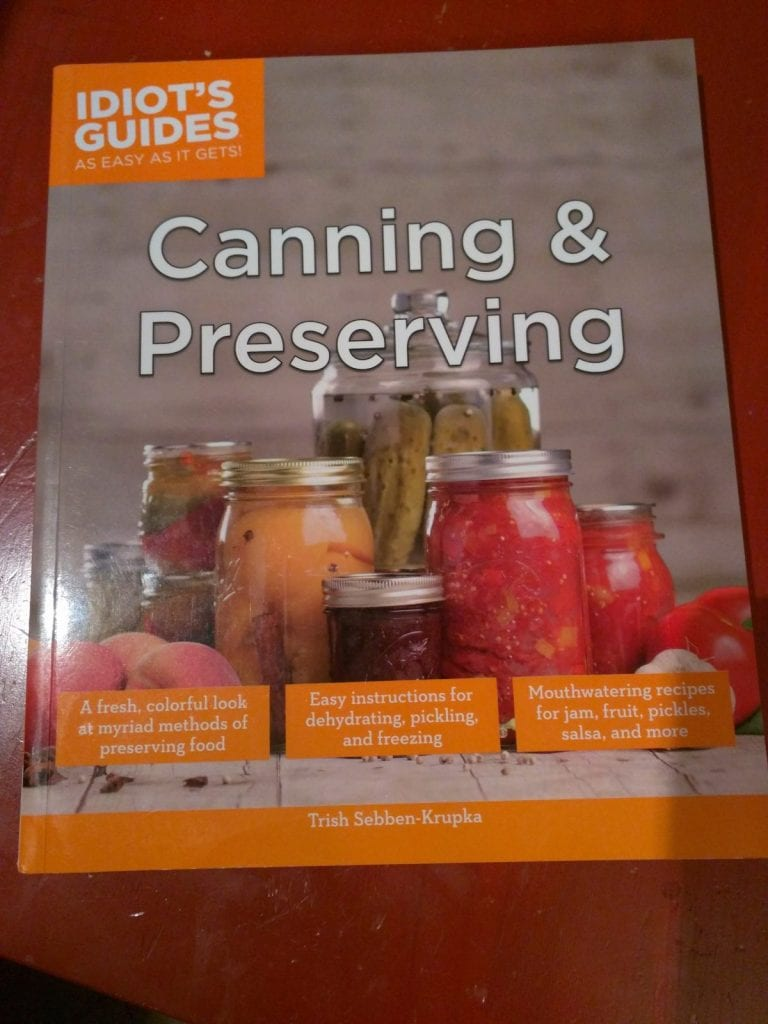 DK Canada Idiot's Guides for Canning, Home and Gardening – Reviews