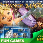 Disney Strange Magic Activity Sheets for Kids!