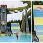 Family Fun at Calypso Waterpark