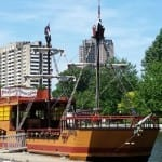 A Swashbuckling Time at Pirate Adventures – Review and Tickets Giveaway #KidsGiftGuide ~ Ottawa Area 08/02