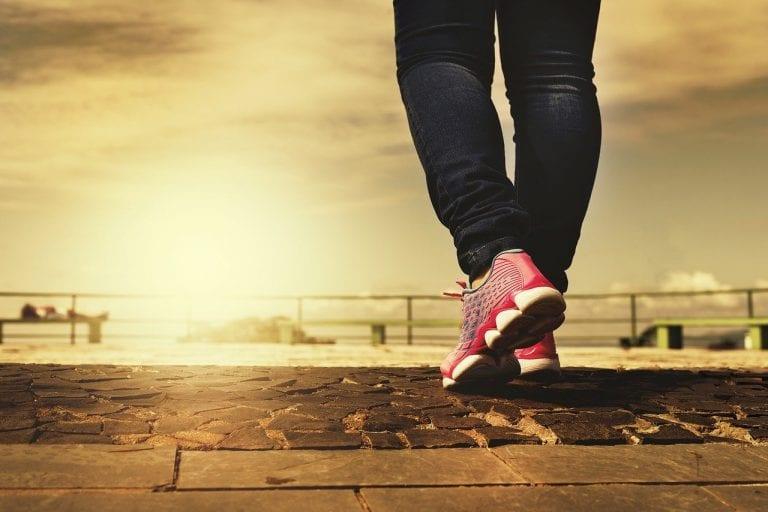 Helpful Hints to Make Walking Easier and Fun!