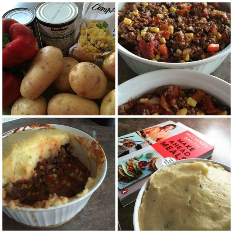 Make Ahead Meals Cookbook