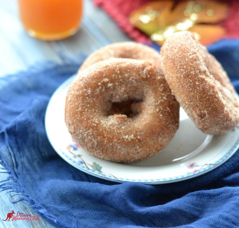 Best Apple Cider Donuts Recipe