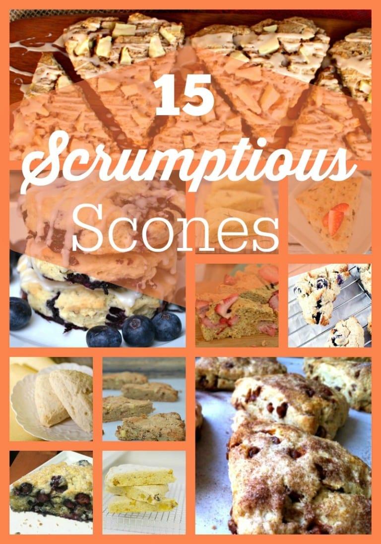 15 Scrumptious Scones 