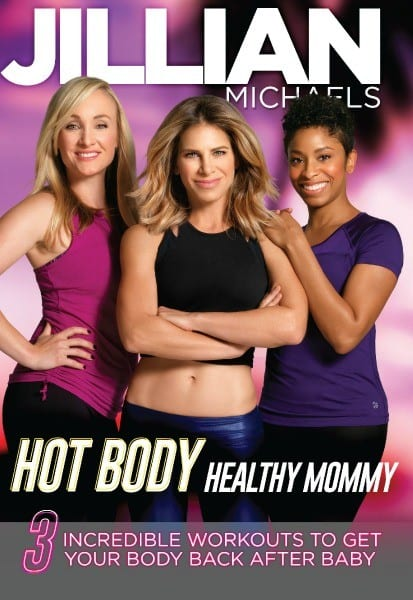 Jillian Michaels: Hot Body Healthy Mommy DVD Review