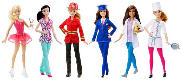 Girls Get To Live The Youcanbeanything Dream With Barbie