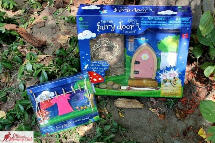 Find a bit of magic with the irish fairy door company for My irish fairy door