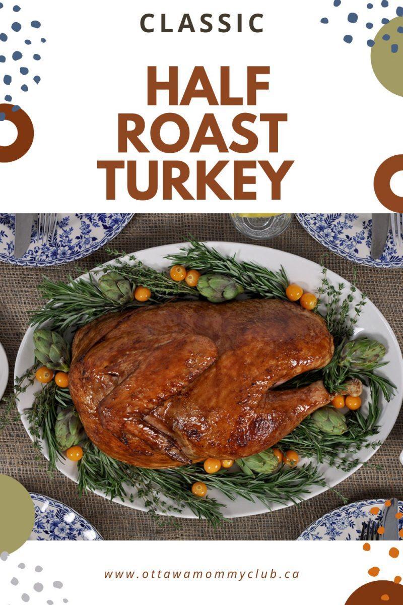 Classic Half Roast Turkey