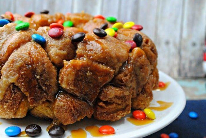 M&M's Monkey Bread Recipe