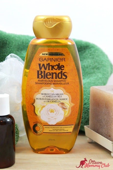 Enjoying Me Time with Garnier Whole Blends - Review