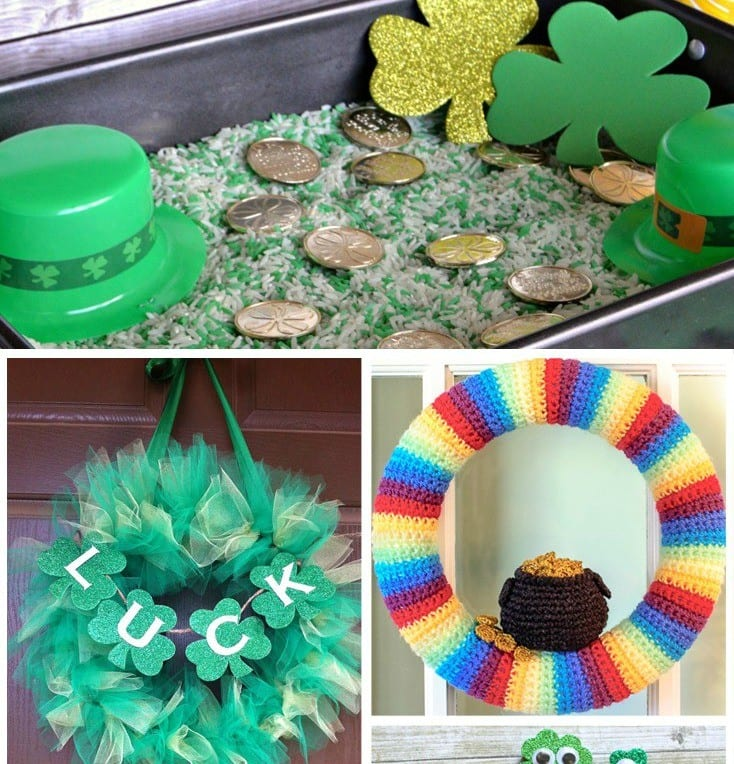 20 Saint Patrick's Day Crafts For The Family