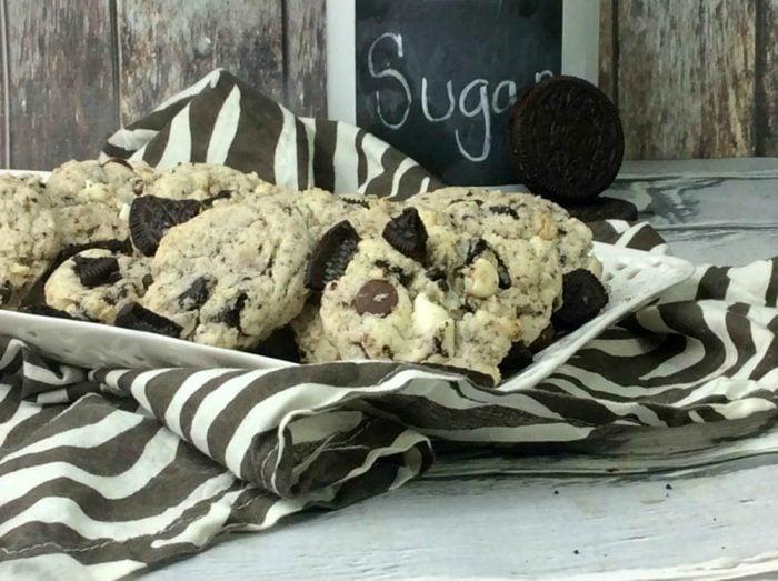 Oreo Knibbler Cookies Recipe
