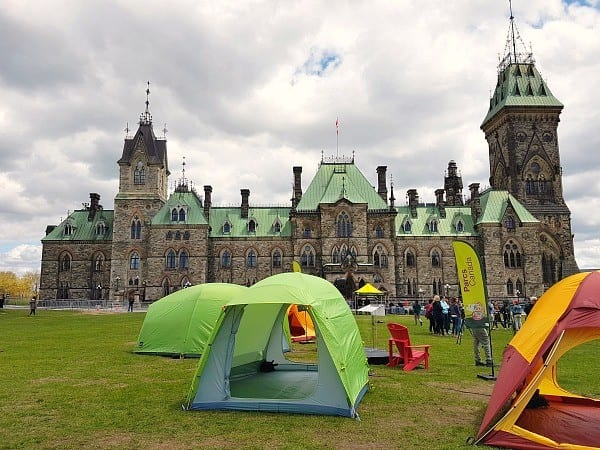 Get Ready to Explore Canada at #LearnToCamp with Parks Canada!
