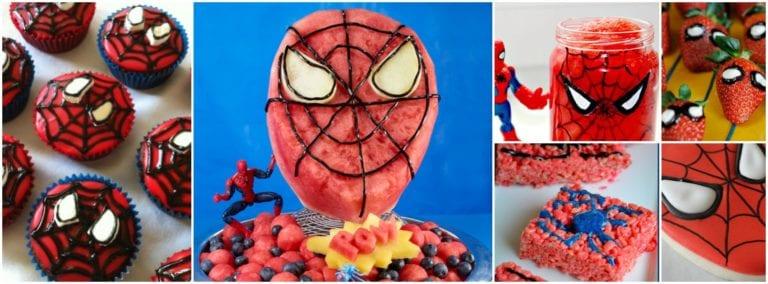 17 Spiderman Birthday Party Ideas