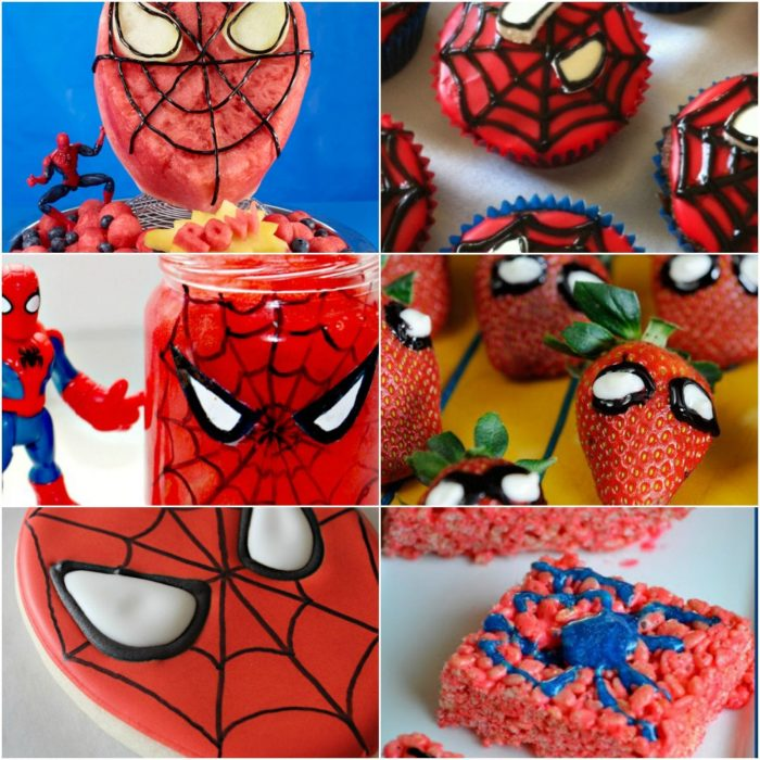 17 Spiderman Party Ideas