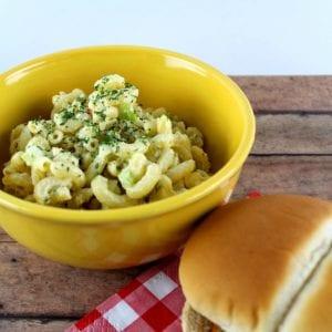 Old Fashioned Macaroni Salad Recipe