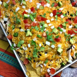 Sheet Pan Nachos Recipe