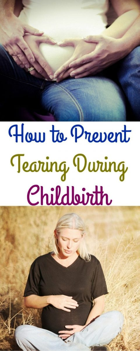 How to Prevent Tearing During Childbirth