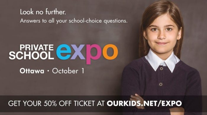 Private School Expo Helps Ottawa families Make the Right School Choice