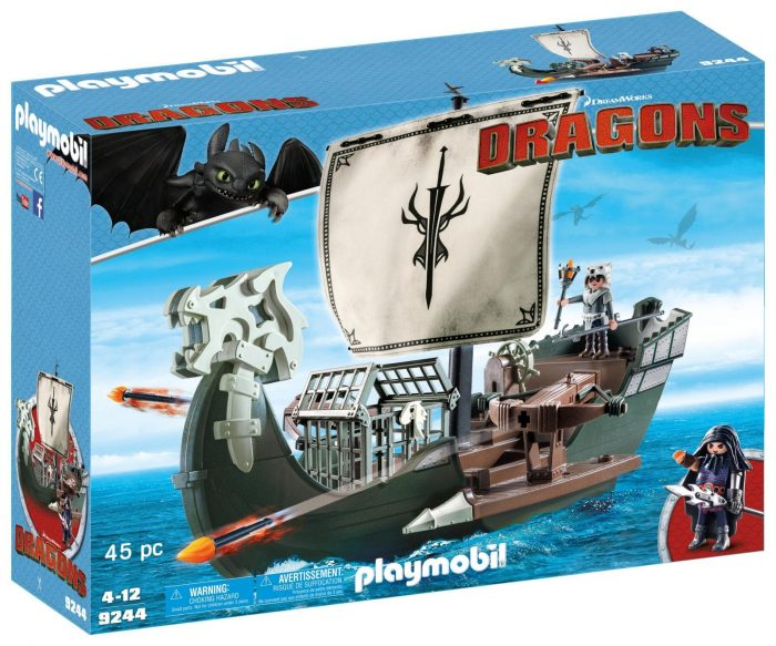 Sail Away to Adventure with Playmobil Canada