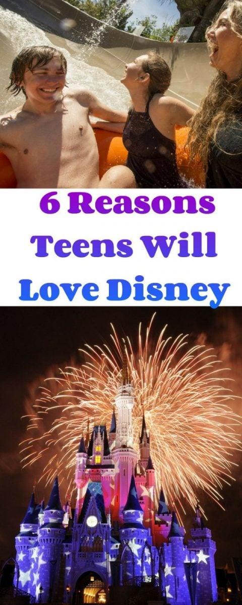 6 Reasons Teens Will Love Disney